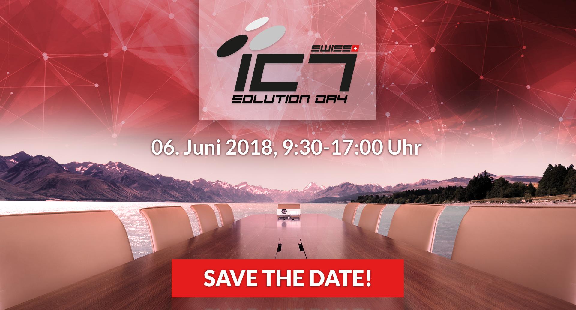 Ict schweiz allnet roadshows for Ict schweiz